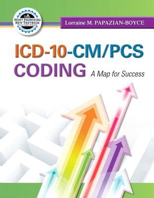 ICD-10-CM/PCS Coding By Papazian-boyce, Lorraine